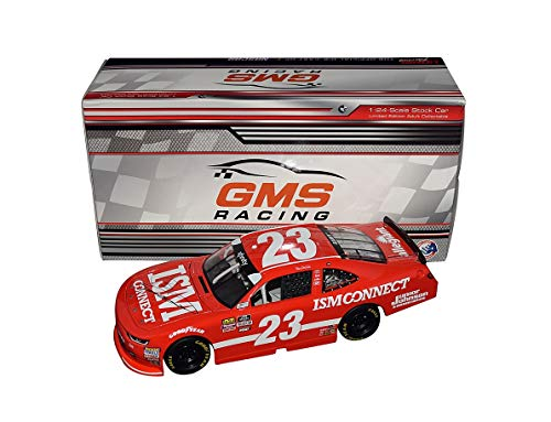 AUTOGRAPHED 2018 Bill Elliott #23 ISM Connect Team ROAD AMERICA RACE (GMS Racing) Xfinity Series Camaro Signed Lionel 1/24 Scale NASCAR Diecast Car with COA (#243 of only 661 produced!)