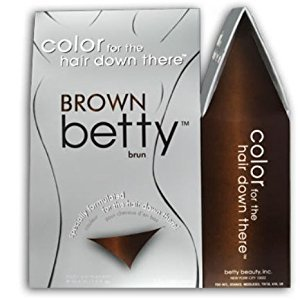 Betty Beauty Color for the Hair Down There - Brown Betty by Betty Beauty (Image #2)
