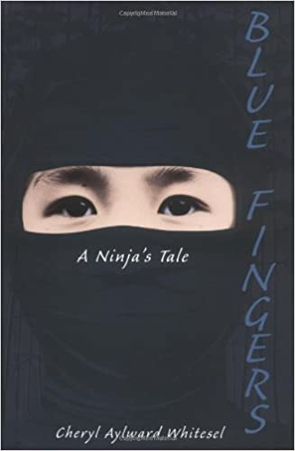 Amazon.com: Blue Fingers: A Ninjas Tale (0046442381390 ...