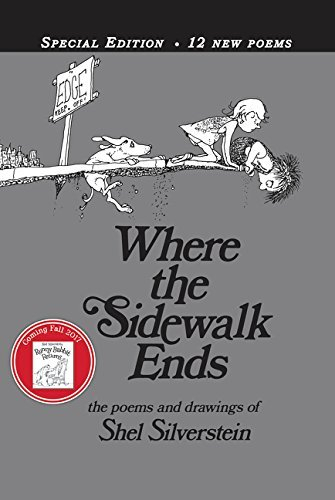 (Where the Sidewalk Ends: The Poems & Drawings of Shel Silverstein )