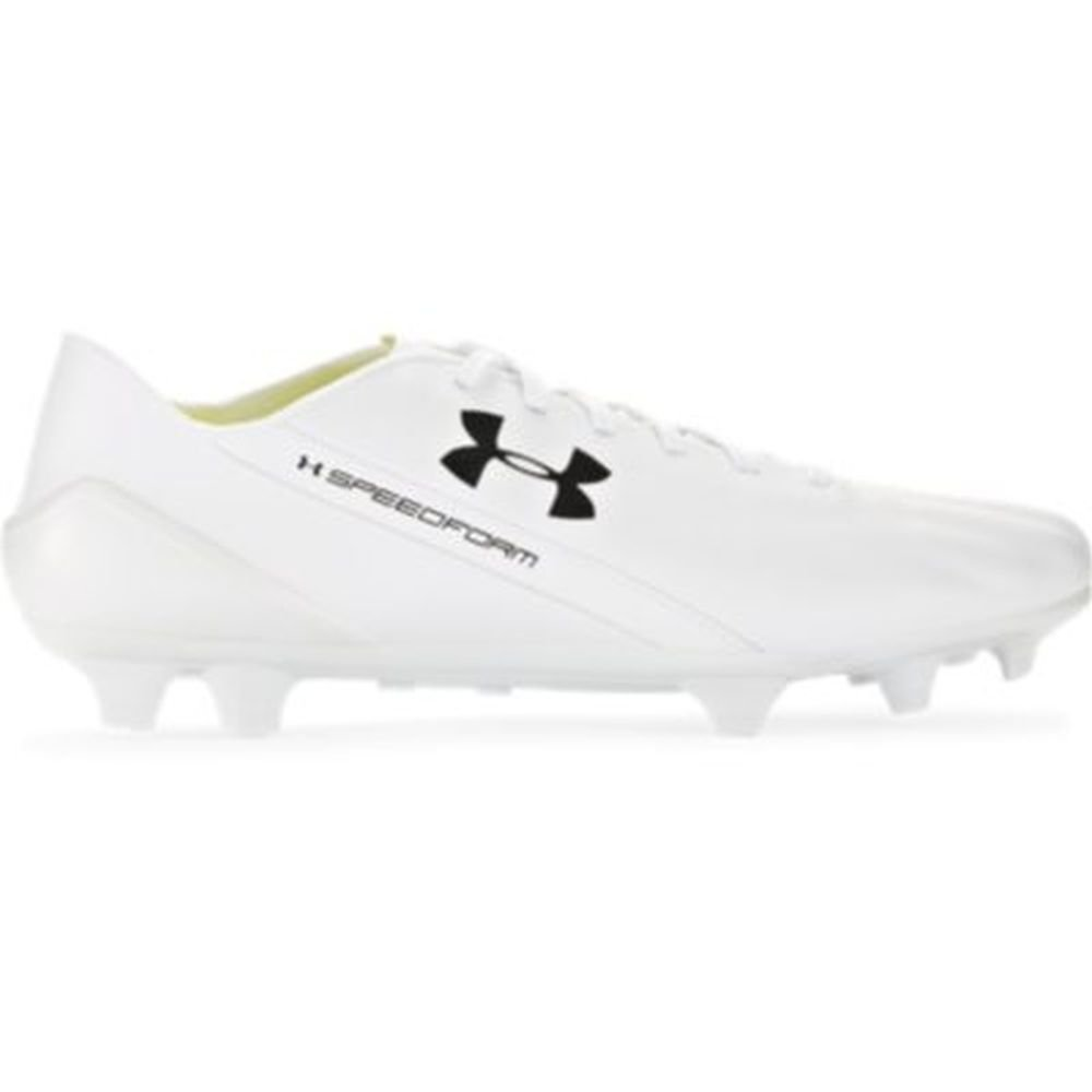 Under Armour メンズ B00U14RNQY 7.5 D(M) US|ホワイト/ブラック ホワイト/ブラック 7.5 D(M) US