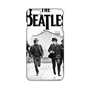 Angl 3D Case Cover Rockband The Beatles Phone Case for iphone 4 4s