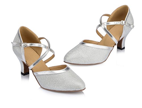 Tanzschuhe Meijili Silber Tanzschuhe Meijili Damen Meijili Silber Tanzschuhe Damen Damen Silber zrxw6zqFH