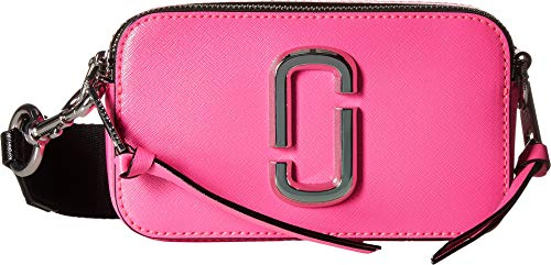 Marc Jacobs Women's Snapshot Fluro Camera Bag, Bright Pink, One Size (Best Marc By Marc Jacobs Bag)