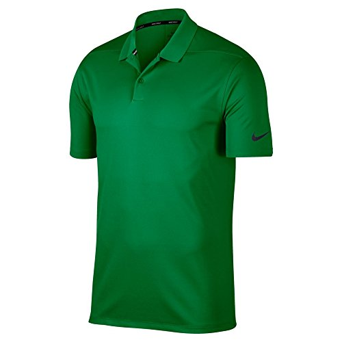 Nike Dry Victory Solid Men's Golf Polo (Classic Green, -