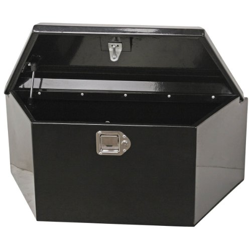 2-3/4 cu. ft. Steel Trailer Tongue Box from TNM by Haul-Master