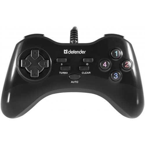 Defender Wired gamepad Game Master G2 USB 13 buttons 64258