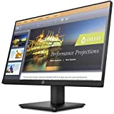 "HP P224 LED Display 54.6 cm (21.5"") 1920 x 1080 Pixels Full HD Flat Black"