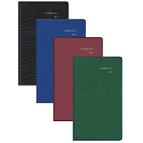 DayMinder Monthly Planner 2017, 3-5/8 x 6-1/16 , Color Selec