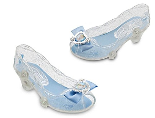 Disney Cinderella Light-Up Costume Shoes for Kids (13/1)