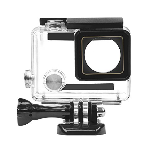 T.Face 30M Waterproof Case for GoPro Hero 4 3+ Black Silver Action Camera with Bracket Protective Housing for Go Pro 4 Accessory -