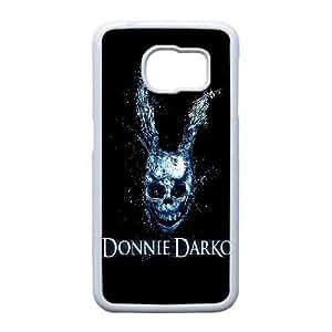 Samsung Galaxy S6 Edge Case (TPU), donnie darko movie mobile wallpaper 800x1280 19798 129771048 Cell phone case White for Samsung Galaxy S6 Edge - YYTT7877731