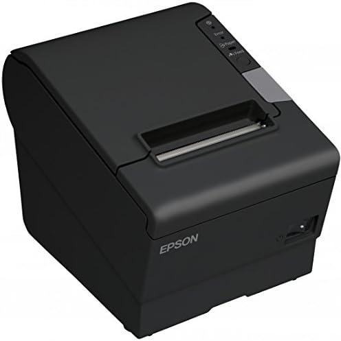 082 : Serial Terminal de punto de venta Epson TM-T88V EDG PS PS, EDG, UK, T/érmico, POS printer, 80mm: 42//56; 58mm: 30//40, 11,8 ips, 300 mm//s, 180 x 180 DPI UK