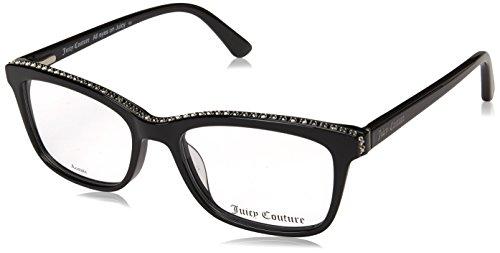 JUICY COUTURE Eyeglasses 179 0807 Black