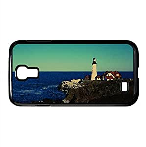 Lighthouse Watercolor style Cover Samsung Galaxy S4 I9500 Case (Beach Watercolor style Cover Samsung Galaxy S4 I9500 Case)