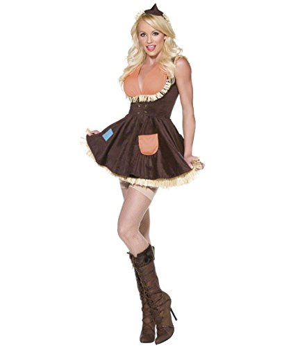 Womens Scarecrow Costume