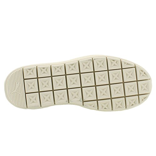 PUMA Womens Suede Platform Trace Sneakers Safari / Marshmallow ExeeqSLGwB