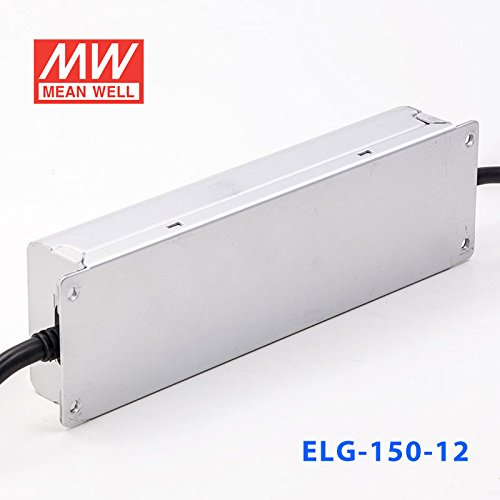 200W 12V 16A IP67 Meanwell ELG-200-12 Power Supply