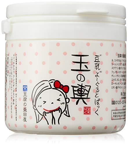 Yogurt Facial Mask - Tofu Moritaya Soy Milk Yogurt Facial Mask, 6.4 Ounce
