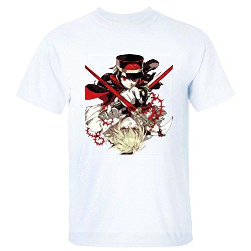 MVYE Men's Owari No Seraph T Shirt Organic Cotton white XXL