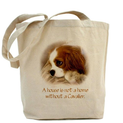 Cavalier King Charles Spaniel Tote Bag - Standard