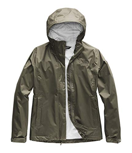 (The North Face Women's Venture 2 Jacket, New Taupe Green, 3XL)