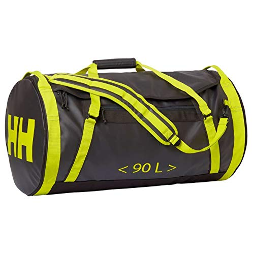 Helly Hansen Accessories - Helly Hansen Hh Duffel Bag 2 Travel Duffle, 60 cm, 90 liters, Grey (Ebony)
