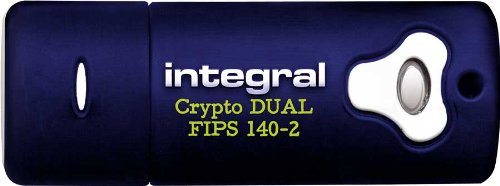 Integral 2GB Crypto Dual - FIPS 140-2 Encrypted ()