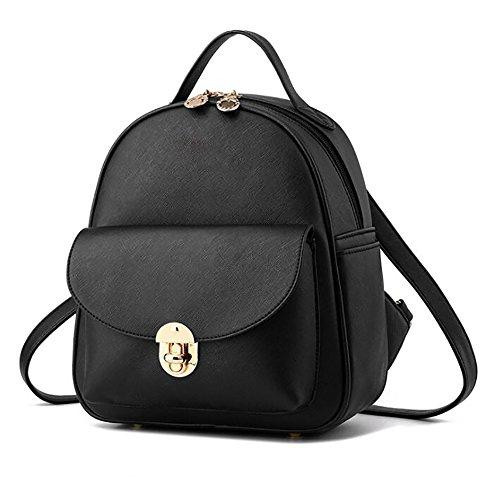 28cm mode souple décontracté en des à 12 main sac PU femmes à 26 dos cuir la multifonctionnel sac Sac à gwqEpEH