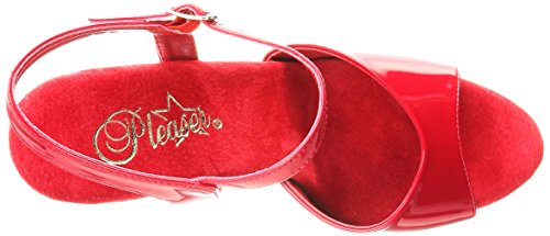 Red 709 Sandali Pleaser Adore Donna Red Rosso nXqx7p6x