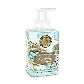 Amazoncom Michel Design Works Foaming Hand Soap Nest And Eggs