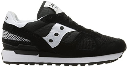 Herren Sneakers Saucony Shadow Originals Schwarz Black ETT6q