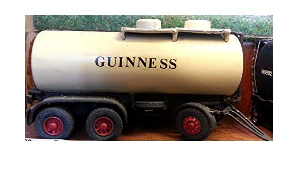 Petrolero a granel modelos de Langley + tracción camión OO escala sin pintar modelo Kit G69: Amazon.es: Juguetes y juegos