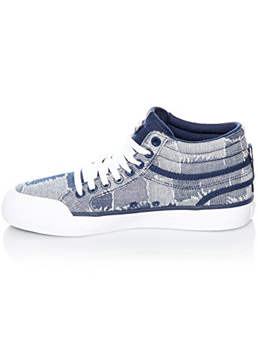 DC Shoes Evan Hi TX LE - High-Top Shoes - Hi Tops - Frauen - EU 36 - Blau