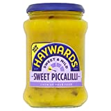 Haywards Sweet And Mild Piccalilli Mustard Sauce 400G