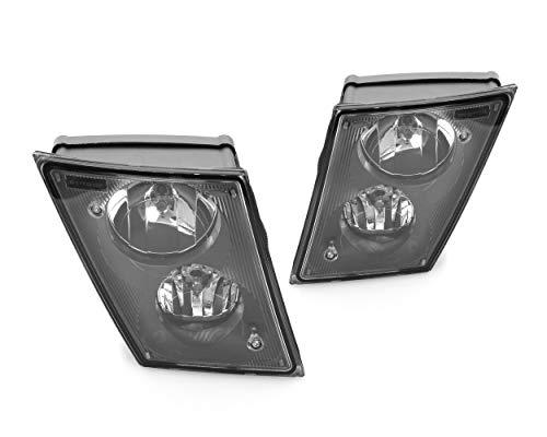 Eagle Eyes VL002-B110L VL002-B110R Fit 2003-2015 VOLVO VN VNL Fog Lamp - Truck Light Volvo Fog