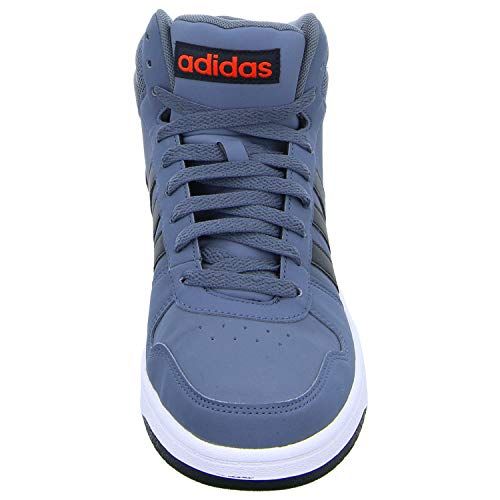 Adidas cblack onix 2 Mid Hoops hirere 0 De Chaussures Multicolore Fitness B44670 Homme qw6qHrA