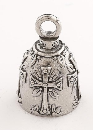 HOLY CROSS GUARDIAN BIKER BELL WITH - Holy Bell