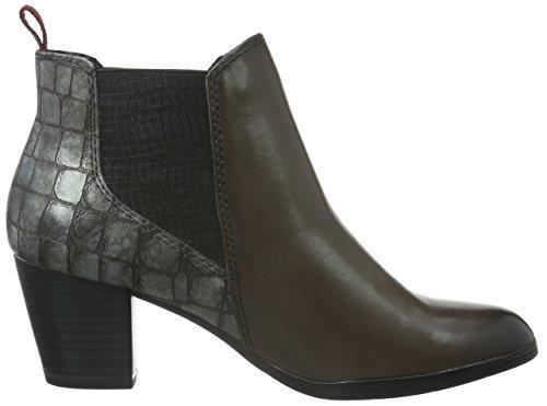 Marco Tozzi Premio 25385, Zapatillas de Estar por Casa para Mujer, Gris, 41 EU