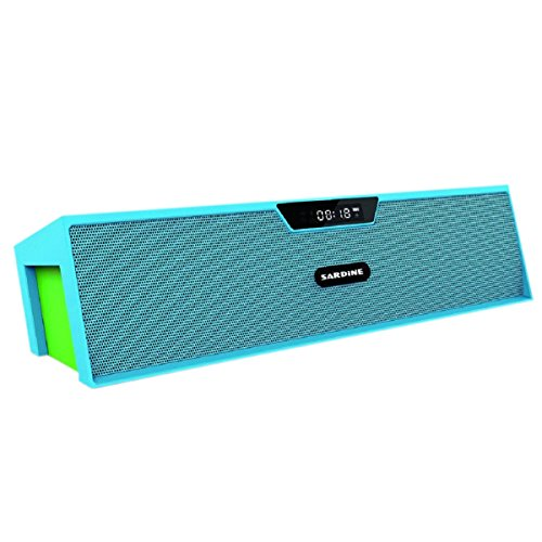 CEStore Sardine Stereo Music Speaker Box , Support TF Card /