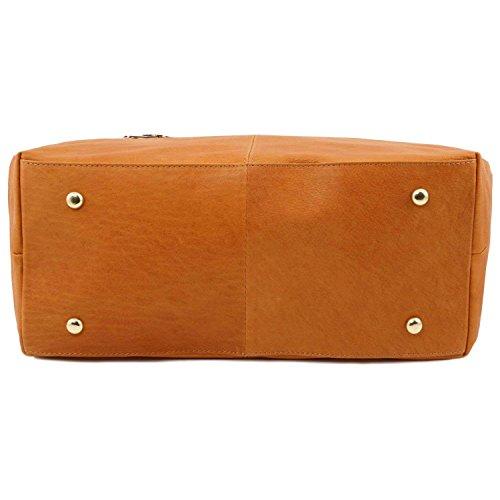TL KeyLuck Tuscany Sac Leather Leather Tuscany 16gqt