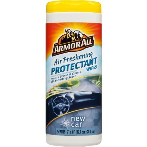 Armor All Protectant Wipes, New Car, 25pc (78533)