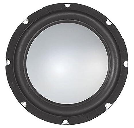 Subwoofer de graves de 165 mm caja de aluminio con membrana de 150 vatios 4 ohmios: Amazon.es: Electrónica