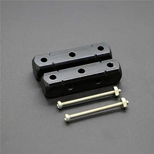 Damper Drive (Hockus Accessories Colored Copper Mass Damper Block Self-Made Parts Mini 4WD 8mm8mm32mm Mass Damper Block T009 1Set /lot - (Color: Black))