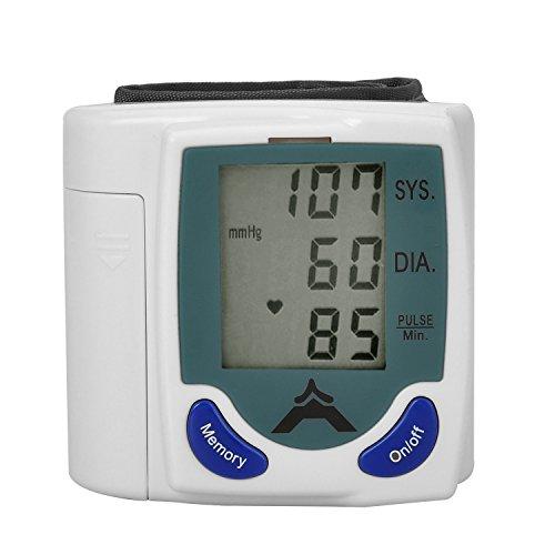 Wrist Type Digital Blood Pressure Monitor - 5
