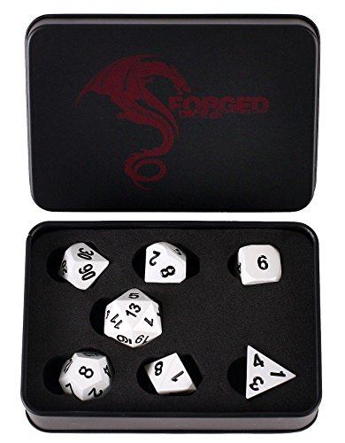 Forged Dice Co Polyhedral Gaming product image