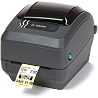 Zebra Technologies GK42-102510-00GA GK420t Series 203dpi USB Thermal Transfer Desktop POS Printer