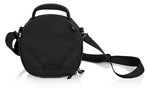 Gator Cases G-Club Series G-CLUB-HEADPHONE Carry Case for DJ Style (Orange Dj Headphones)