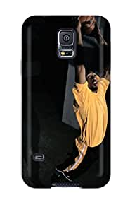 Hot Awesome Case Cover/galaxy S5 Defender Case Cover(kobe Bryant)