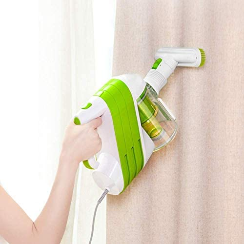 Atten Vertical Aspirateur à Main, Petits appareils ménagers ou Filaire Pousser Aspirateur Portable Rod Carpet/Hard Floor/Anim Cheveux/Voiture